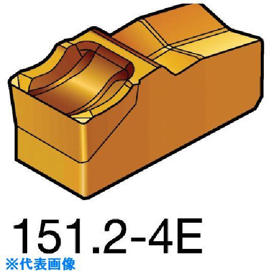 ■サンドビック T-MAX Q-カット 突切り・溝入れチップ H13A H13A 10個入 〔品番:L151.2-300〕取寄[TR-5711274×10]