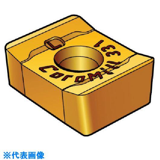 ■サンドビック チップ H10F《10個入》〔品番:L331.1A-145030H-WL〕[TR-5713269]