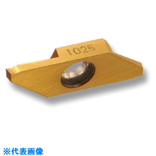 ■サンドビック コロカットXS 小型旋盤用チップ 1105 1105 5個入 〔品番:MACL〕取寄[TR-5717248×5]