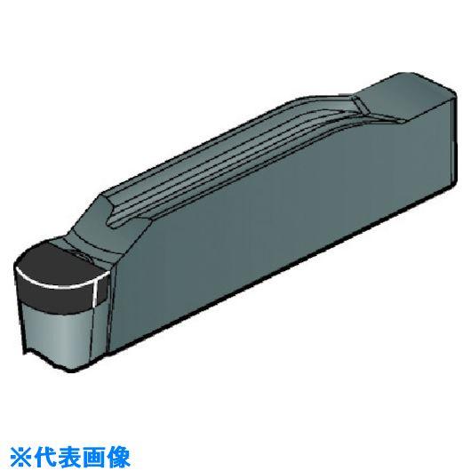 ■サンドビック コロカット3 溝入れ・倣い加工用チップ 1125 1125 10個入 〔品番:N123T3-0100-RS〕[TR-5723841×10]
