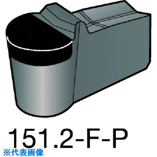 ■サンドビック T-MAX Q-カット 突切り・溝入れ CD10 CD10 5個入 〔品番:N151.2-A125-30F-P〕[TR-5725771×5]
