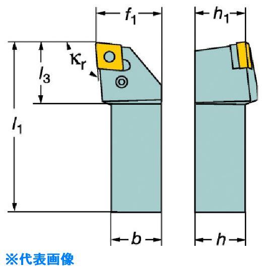 ■サンドビック T-MAX P ネガチップ用シャンクバイト  〔品番:PCLNL〕[TR-5730538]