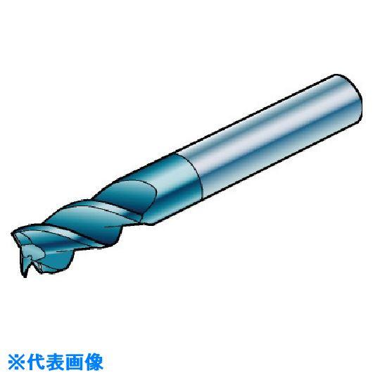 ■サンドビック コロミルプルーラ 超硬ソリッドエンドミル H10F H10F 〔品番:R216.33-06040-AC13U〕[TR-5741998]
