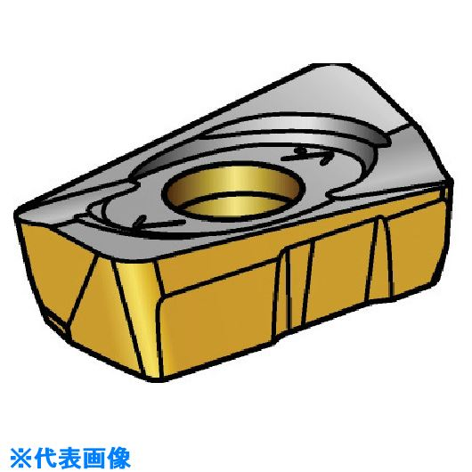 ■サンドビック コロミル390用チップ 1025 1025 10個入 〔品番:R390-18〕[TR-5758751×10]