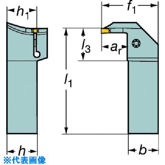 ■サンドビック コロカット1・2 突切り・溝入れ用シャンクバイト〔品番:RG123K08-2020C〕[TR-5779766]