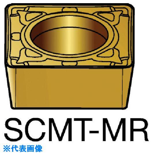 ■サンドビック コロターン107 旋削用ポジ・チップ 2035《10個入》〔品番:SCMT〕[TR-5782465]