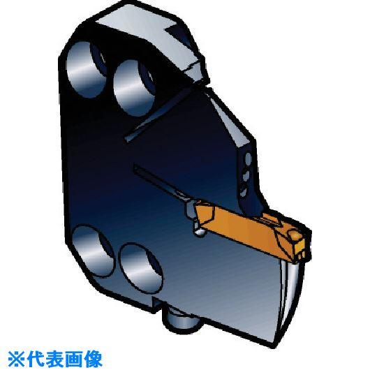 ■サンドビック コロターンSL70 溝入れ用HPカッティングヘッド  〔品番:SL70-R123K15A-HP〕[TR-5784247]