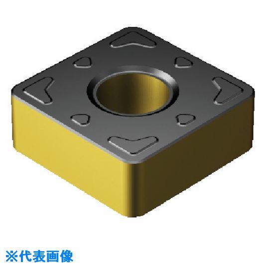 ■サンドビック T-MAX P 旋削用ネガ・チップ 3210 3210 10個入 〔品番:SNMG〕[TR-5786126×10]