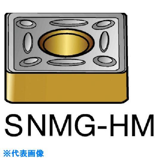 ■サンドビック T-Max P 旋削用ネガ・チップ 4235《10個入》〔品番:SNMG〕[TR-5786835]
