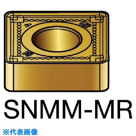 ■サンドビック T-MAX P 旋削用ネガ・チップ 2035 2035 10個入 〔品番:SNMM〕取寄[TR-5787645×10]
