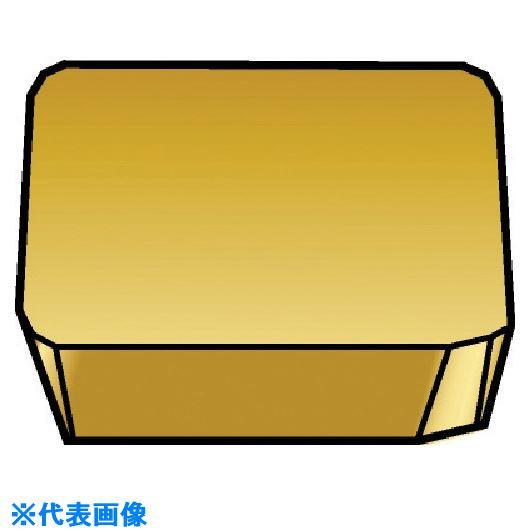 ■サンドビック フライスカッター用チップ HM HM 10個入 〔品番:SPKN〕[TR-5788455×10]