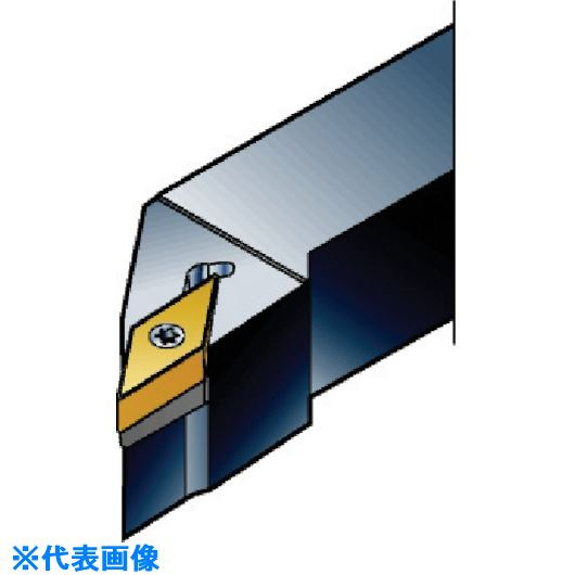 ■サンドビック コロターン107 小型旋盤用シャンクバイト  〔品番:SVJBR〕取寄[TR-5791171]