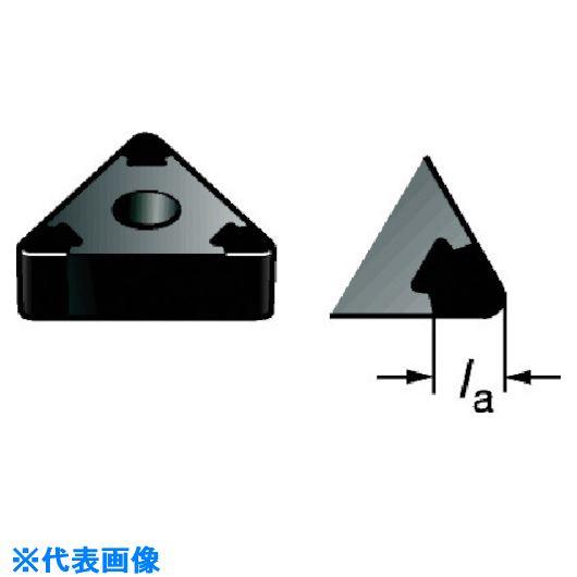■サンドビック T-MAX P 旋削用CBNネガ・チップ 7525 7525 5個入 〔品番:TNGA160408S02035B〕[TR-5794633×5]