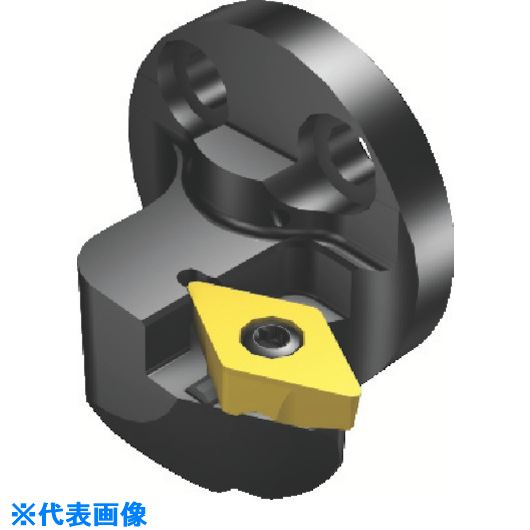 トップ 〔品番:TR-SL-D13XCL-40HP37〕[TR-5799333]:ファーストFACTORY ?サンドビック コロターンSLカッティングヘッド  -DIY・工具
