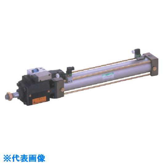 新品本物 〔品番:JSC3-V-TC-50B-450-2〕[TR-5821550]:ファーストFACTORY   ?CKD ブレーキ付シリンダ(セルトップシリンダ)ブレーキ用バルブ付支持金具アリ-DIY・工具