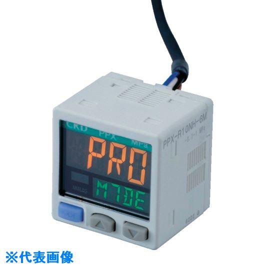 ■CKD デジタル圧力センサ〔品番:PPX-R01PH-6M〕[TR-5822262]