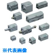 ■CKD コンパクトシリンダ高荷重形  〔品番:SSD-K-100-60〕取寄[TR-5834881]