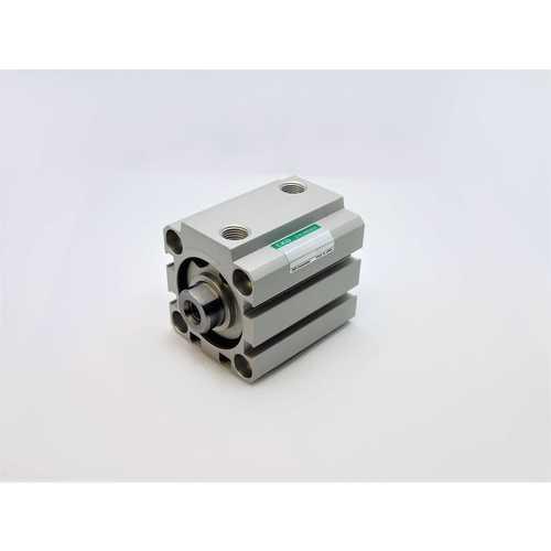 ■CKD コンパクトシリンダ(別売スイッチ取付可能)  〔品番:SSD-L-40-10〕[TR-5836867]