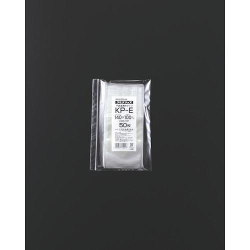 ■セイニチ チャック袋 「ラミグリップ」 KP-E 平袋バリアタイプ 140×10  〔品番:KP-E〕[TR-5843227]