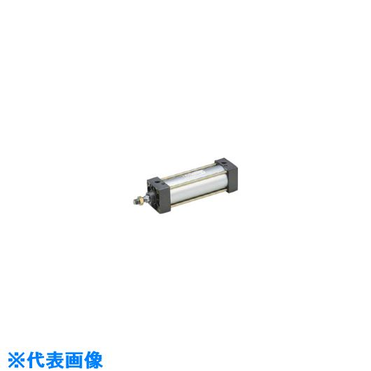 ■TAIYO 空気圧シリンダ  〔品番:10A-6SD100B500〕[TR-5868025]【個人宅配送不可】