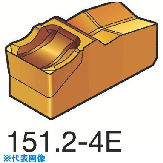 ■サンドビック T-MAX Q-カット 突切り・溝入れチップ 4225 4225 10個入 〔品番:L151.2-60005-4E〕取寄[TR-6036996×10]