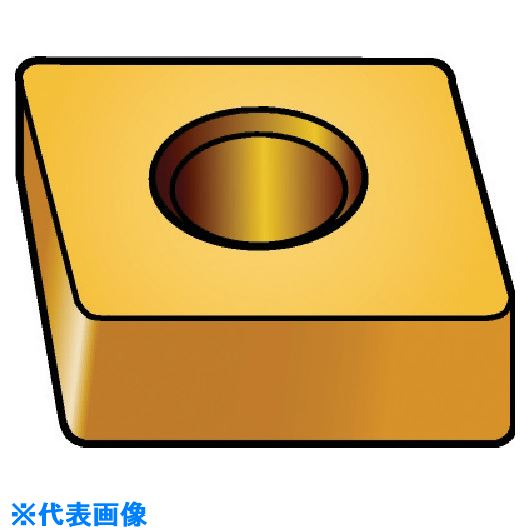 ■サンドビック T-MAX 旋削用セラミックチップ 6050《10個入》〔品番:CNGA〕[TR-6040284×10]