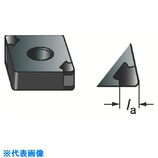 ■サンドビック T-MAX 旋削用CBNチップ 7525 7525 5個入 〔品番:CNGA120404T01020BWG〕[TR-6048935×5]
