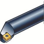 ■サンドビック コロターン107 ポジチップ用超硬ボーリングバイト〔品番:E25T-SCLCR〕[TR-6049796]