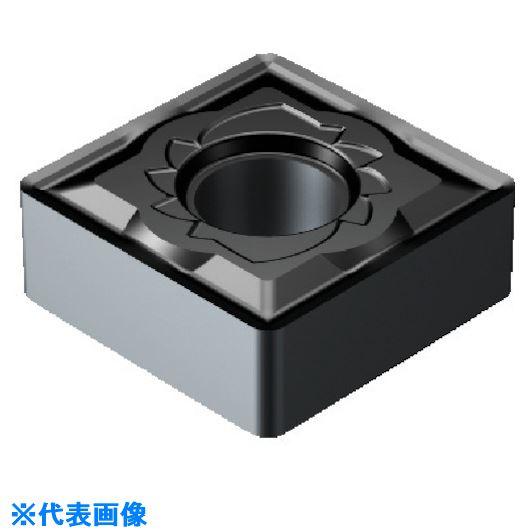■サンドビック T-MAX P 旋削用ネガ・チップ 1125 1125 10個入 〔品番:SNMG〕[TR-6056695×10]