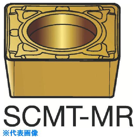 ■サンドビック コロターン107 旋削用ポジ・チップ 2035 2035 10個入 〔品番:SCMT〕[TR-6076149×10]