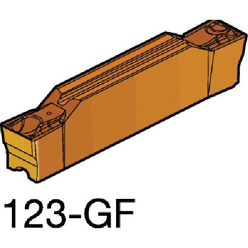 ■サンドビック コロカット2 突切り・溝入れチップ 1125 1125 10個入 〔品番:N123H2-0400-0002-GF〕[TR-6098428×10]