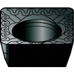 ■サンドビック U-MAX面取りエンドミル用チップ 4030 4030 10個入 〔品番:SPMT〕[TR-6106587×10]