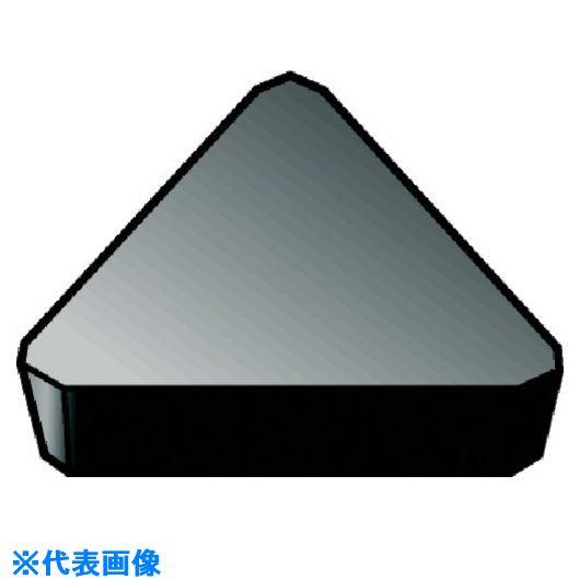 ■サンドビック フライスカッター用チップ 3020 3020 10個入 〔品番:TPKN〕[TR-6107214×10]