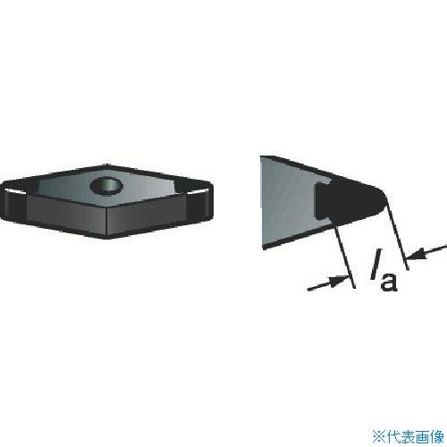 ■サンドビック T-MAX 旋削用セラミックチップ 6050 6050 10個入 〔品番:VNGA160412S01525〕[TR-6180230×10]