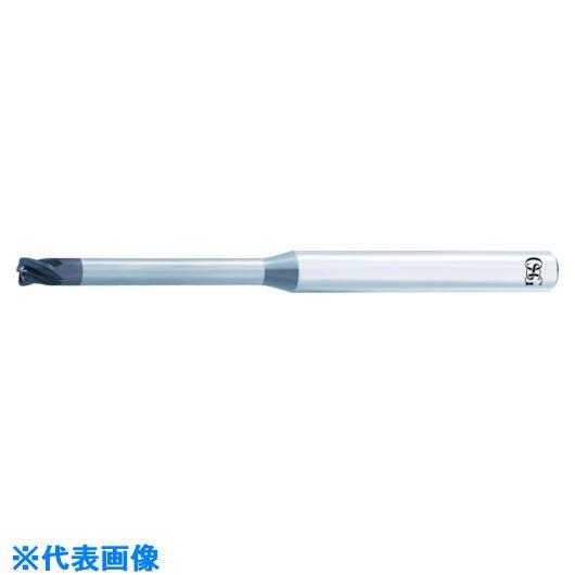 ■OSG 超硬エンドミルWXスーパーコート(高精度ブルノーズ) 3100534〔品番:WXS-CPR-0.5XR0.1X3X8〕[TR-6347088]