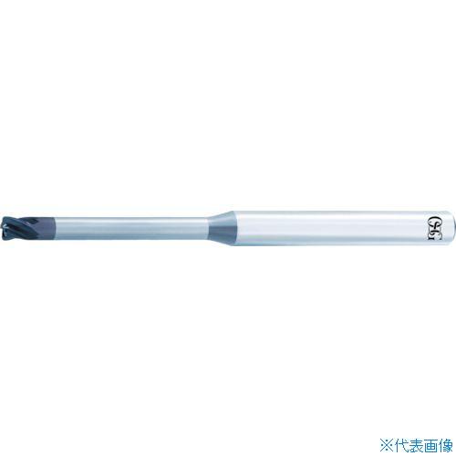 ■OSG 超硬エンドミルWXスーパーコート(高精度ブルノーズ) 3103028〔品番:WXS-CPR-3XR0.5X1X30〕[TR-6348581]