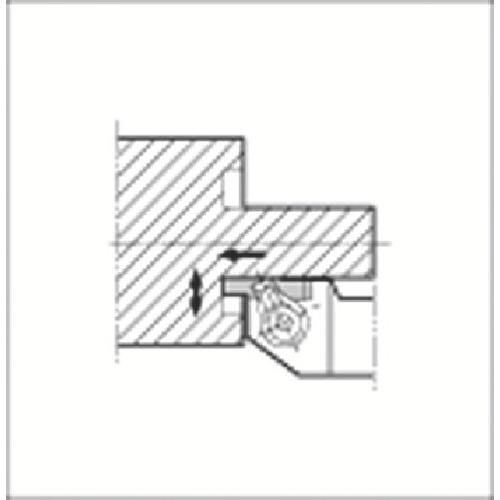 ■京セラ 溝入れ用ホルダ〔品番:GFVSR2525M-501B〕[TR-6434312]