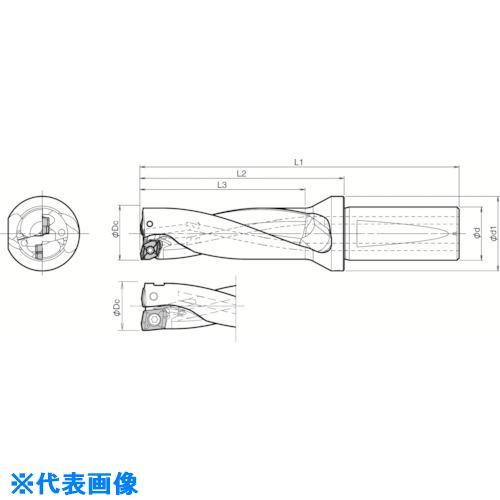 ■京セラ ドリル用ホルダ〔品番:S20-DRX125M-3-03〕[TR-6488617]