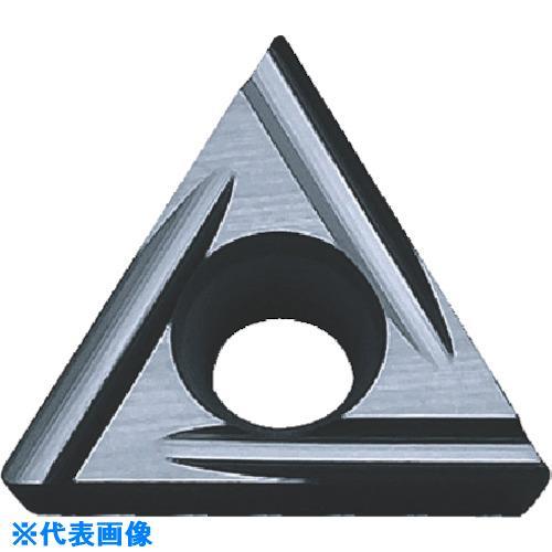 ■京セラ 旋削用チップ サーメット TN60 TN60《10個入》〔品番:TPET110302FL-USF〕[TR-6494315×10]