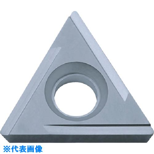 ■京セラ 旋削用チップ PVDサーメット PV7025 PV7025《10個入》〔品番:TPGH110304L-H〕[TR-6507816×10]