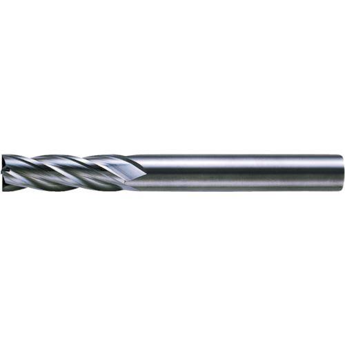 ■三菱K 4枚刃超硬センタカットエンドミル(セミロング刃長) ノンコート 25MM〔品番:C4JCD2500〕[TR-6593356]