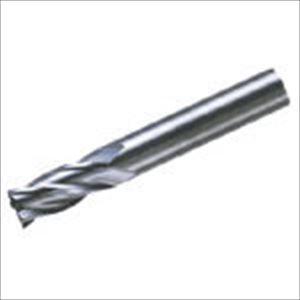 ■三菱K 4枚刃超硬センタカットエンドミル(ミドル刃長) ノンコート 18MM〔品番:C4MCD1800〕[TR-6593658]