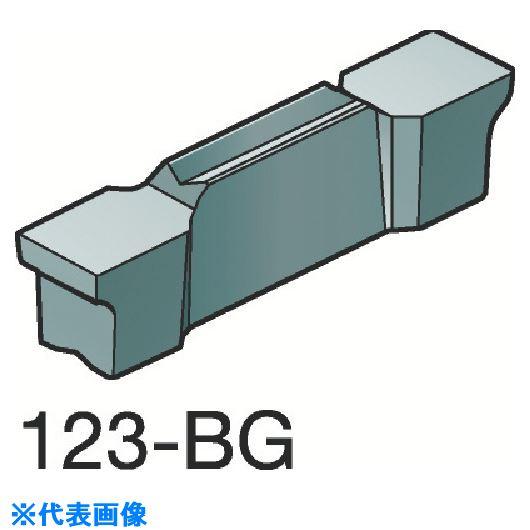 ■サンドビック コロカット2 突切り・溝入れブランクスチップ H13A H13A 10個入 〔品番:N123F2-0380-0002-BG〕[TR-6943756×10]
