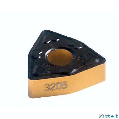 ■サンドビック T-MAX P 旋削用ネガ・チップ 3205 3205 10個入 〔品番:WNMG〕[TR-6952615×10]