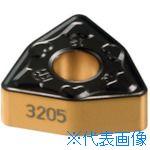 ■サンドビック T-MAX P 旋削用ネガ・チップ 3205 3205 10個入 〔品番:WNMG〕[TR-6952682×10]