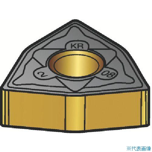 ■サンドビック T-MAX P 旋削用ネガ・チップ 3210 3210 10個入 〔品番:WNMG〕[TR-6952721×10]