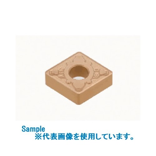 ■タンガロイ 旋削用M級ネガTACチップ COAT T9115 10個入 〔品番:CNMG120404-AFW〕[TR-7006489×10]