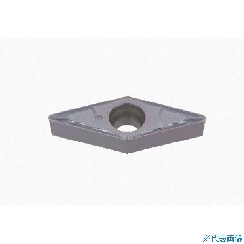 ■タンガロイ 旋削用M級ポジTACチップ AH725《10個入》〔品番:VCMT160404-PS〕[TR-7023677×10]