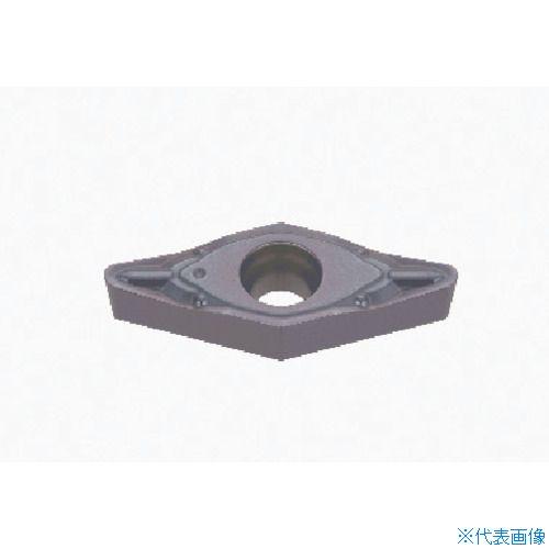 ■タンガロイ 旋削用M級ポジTACチップ AH725《10個入》〔品番:VCMT160404-PSS〕[TR-7023731×10]