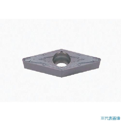 ■タンガロイ 旋削用M級ポジTACチップ AH725《10個入》〔品番:VCMT160408-PSF〕[TR-7023804×10]